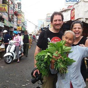 Local Market in Mekong Delta- Tourguideinsaigon