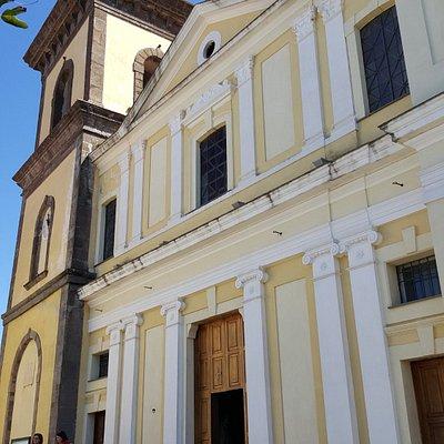 Chiesa Sant'Antonino Abate ,Arola ,Vico Equense
