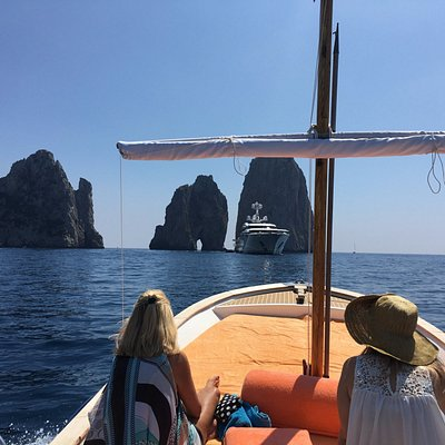 Aboard you'll find relax and fun