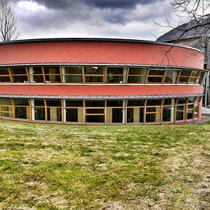Biblioteket ved Høgskulen i Volda, Berte Kanutte-huset