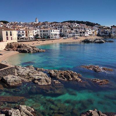 Calella de Palafrugell, Girona-Costa Brava. Spain