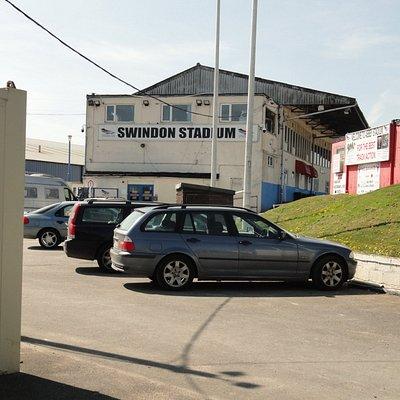 Swindon speedway and greyhound track