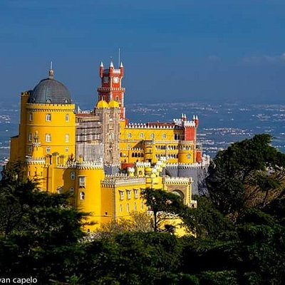 Pena Palace (By Ivan Capelo to Exclusivetour)