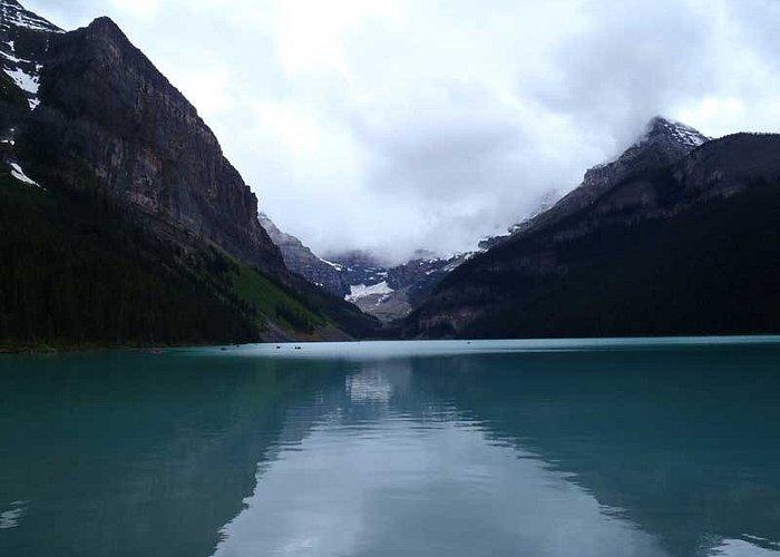 Amazing lake early morning