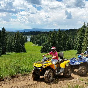 The views from our ATV tours are stunning.