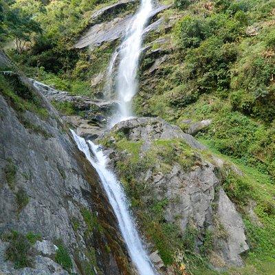 Tshangi waterfall