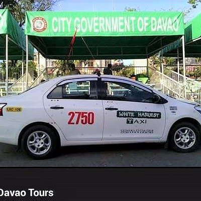 An affordable taxi rental service for city tour, personal travel, Davao Airport pick up/ drop of
