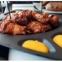 Alette di pollo :-)