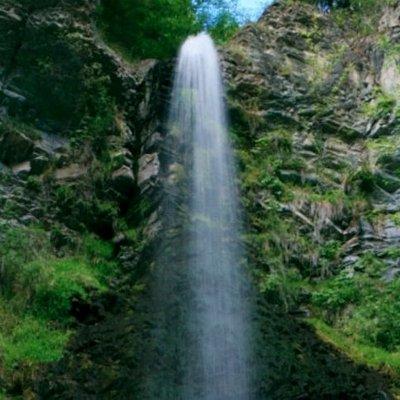 La cascata di Retiz