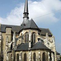 Eglise Saint Sauver Andelys © Robert Bovington