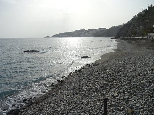 COTOBRO;Playa Cotobro ;Almunecar; february 2017