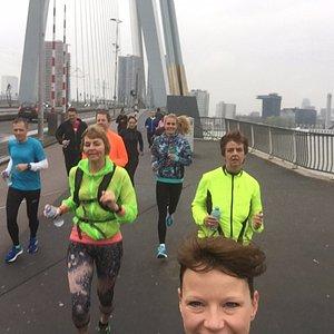 Rotterdam Sight running Tours