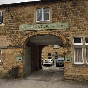 Rutland Antique Centre Bakewell