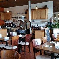 Caffe Latte restaurant interior