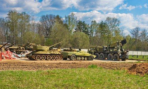 Танковый музей