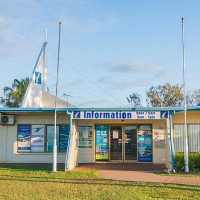 Drop in to the Capricorn Coast Visitor Information Centre for all your holiday recommendations!