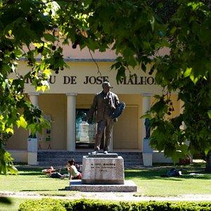 Museu José Malhoa, no Parque D. Carlos I em Caldas da Rainha