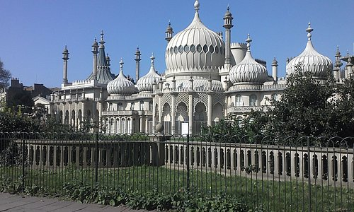 1 picture from our Brighton trip