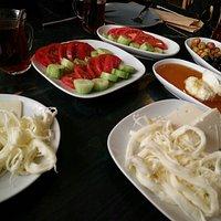 Plenty of great breakfast/brunch places in Besiktas, follow the locals!