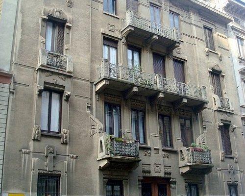 Vista complessiva della facciata