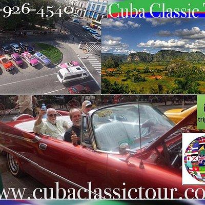 Cuba Classic Tours #1 In Havana