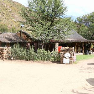 The only shop in the Kloof