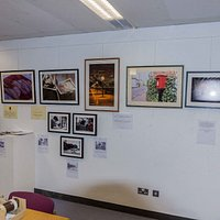 These images are part of our photography exhibition in the Chelmsford Gallery
