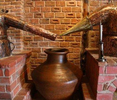 Eva Distillery Ouzo Museum
