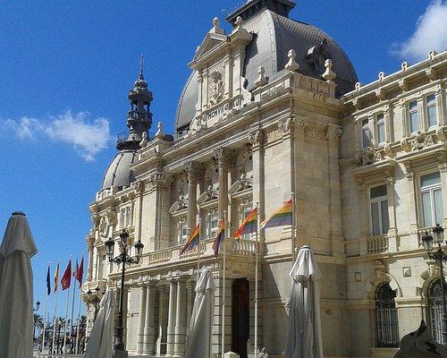 Ayuntamiento City Hall- Ayuntamiento Square