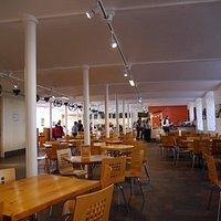 New Lanark Mill Cafe