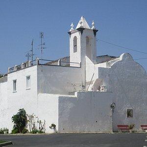 Sao Bras Chapel