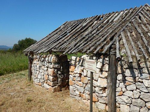 The paleolitical hut