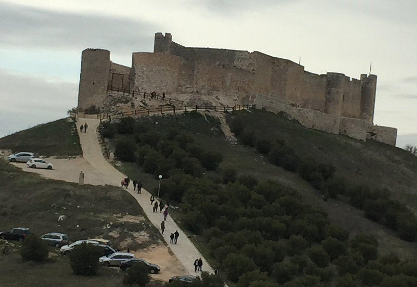 Castillo de Jadraque.