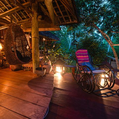 Lounge Club Bali Dacha guest areas