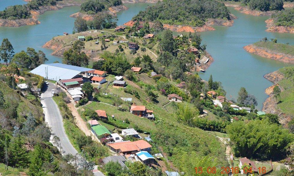 GUATAPE, IN AND AROUND