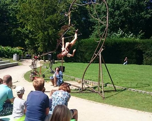 Kindervoorstellingen op woensdagmiddag gedurende de zomervakanties zijn een traditie.
