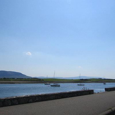 The Prom in Rosses Point