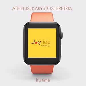 Joyride Car Rental in Athens & Evia island in Greece