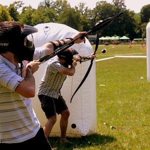 Fabryka Łuczników - Archery Tag