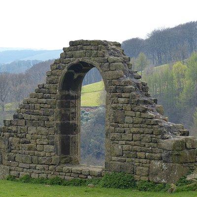 Old Chapel ruin