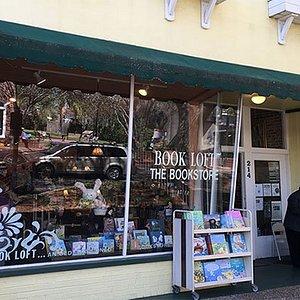 The Book Loft in downtown Fernandina Beach!