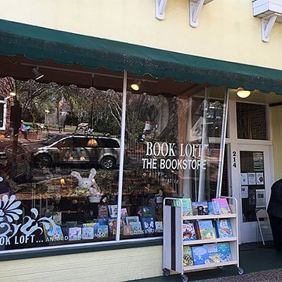 The Book Loft in downtown Fernandina Beach!