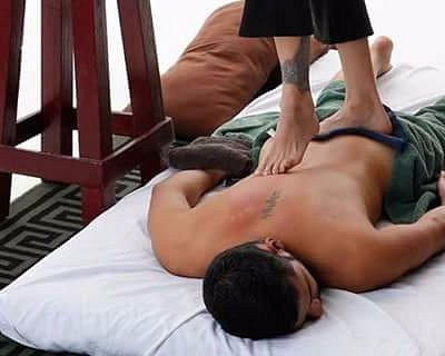 Costa Rica best massage therapist.