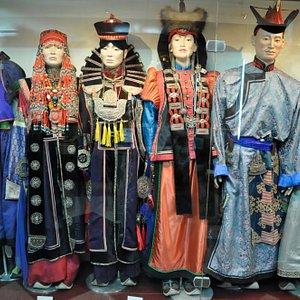 Mongol Costumes Museum