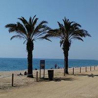 Beach AG Santa Susanna