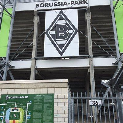 Borussia-Park, Mönchengladbach, Germany