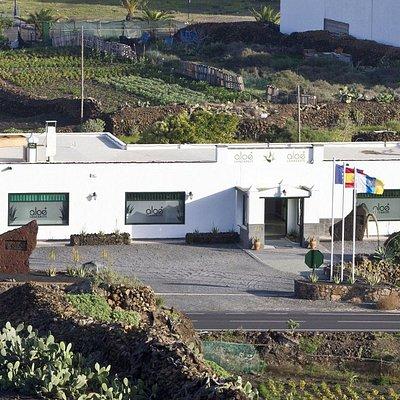 Museo de Aloe Vera en Punta Mujeres (Haría)