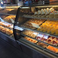 The wonderful baked goods at Isabela Bakery