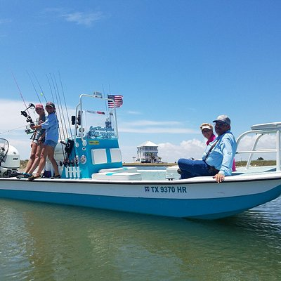 Great Times With Great Customers www.southpadreislandfishin.com