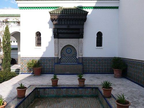 Paris Mosquee